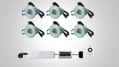 4 Watt-Sets 350 Lm– dimmbar