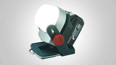AKKU LED Arbeitsscheinwerfer 20Watt mit Steckplatz für Makita/Bosch